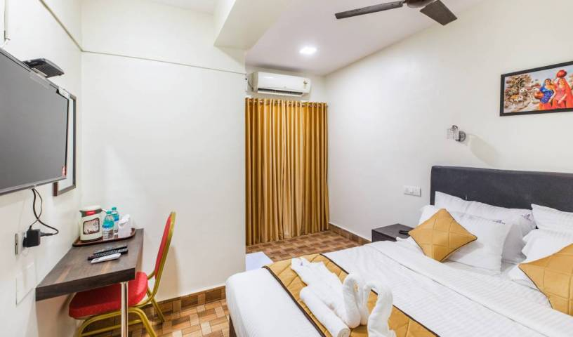 The K11 Hotels - Get cheap hostel rates and check availability in Chennai 3 photos