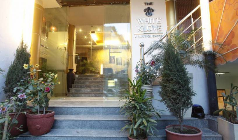 The White Klove - Get cheap hostel rates and check availability in New Delhi 9 photos