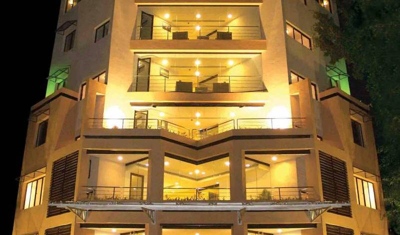 Time Square Hotel - Get cheap hostel rates and check availability in Cochin 8 photos