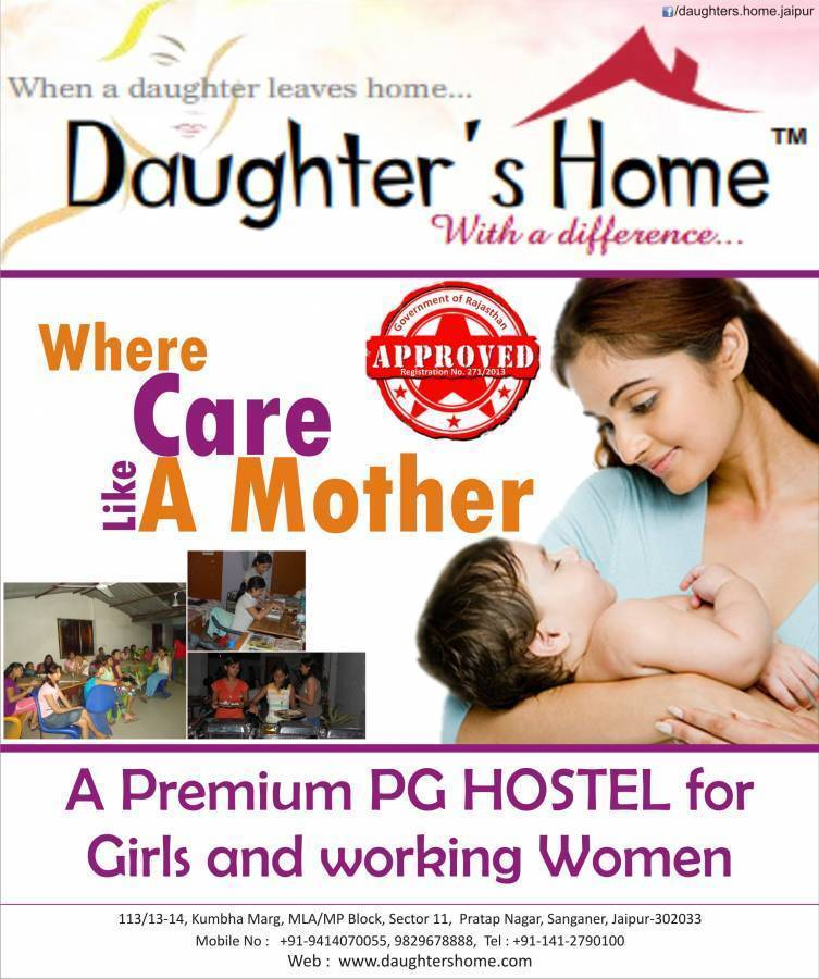 Daughter's Home, Jaipur, India, India bed and breakfasts and hotels