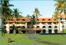 Estuary Island Resort, Kovalam, India, India bed and breakfasts and hotels