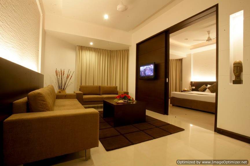 Express Residency, Vadodra, India, India bed and breakfasts and hotels