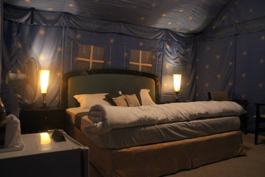 Foothills Camps and Resort, Pushkar, India, bed & breakfasts with air conditioning in Pushkar