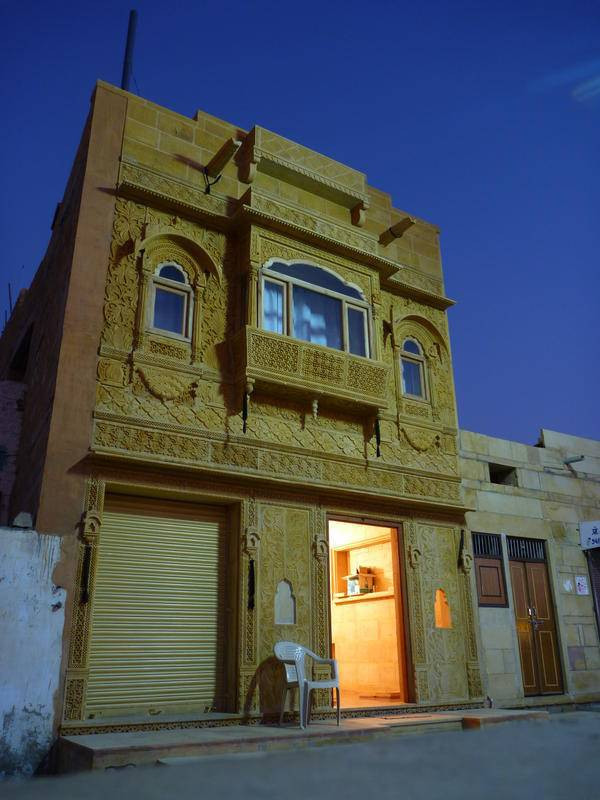 Gajanand Guest House, Jaisalmer, India, India hostels and hotels