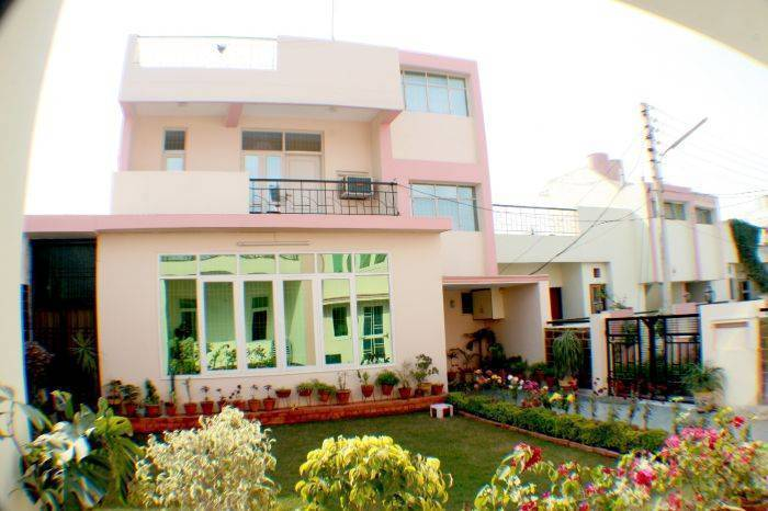 Gardenvilla Homestay, Agra, India, India hostels and hotels