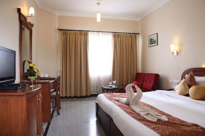 Grand Palace Hotel and Spa, Yercaud, India, India bed and breakfasts and hotels