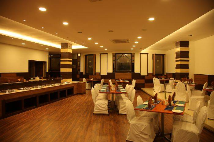 Grand Palace Hotel and Spa, Yercaud, India, compare reviews for bed & breakfasts in Yercaud