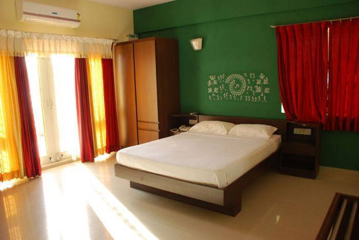 Greenpath Eco-friendly Serviced Apt, Ulsoor, India, India bed and breakfasts and hotels