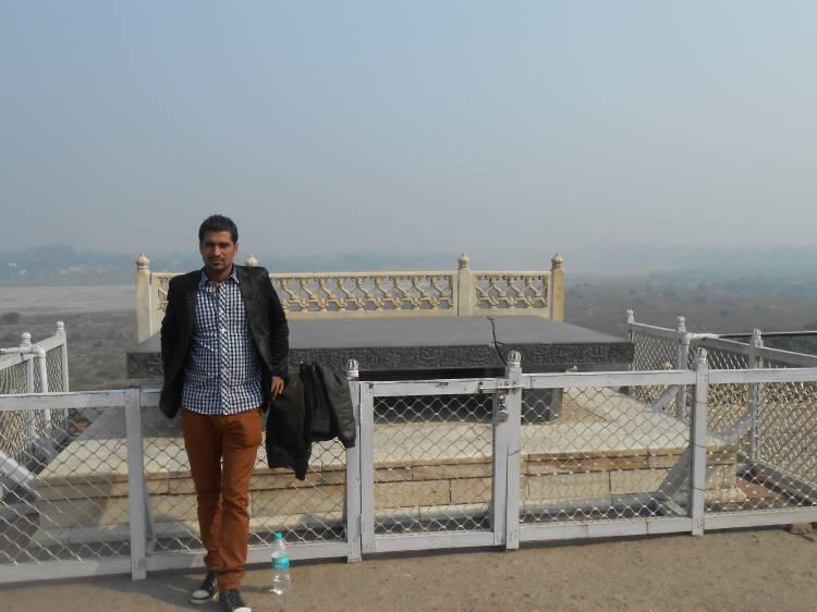 Heart Rock, Khajuraho, India, travel locations with bed & breakfasts and hotels in Khajuraho