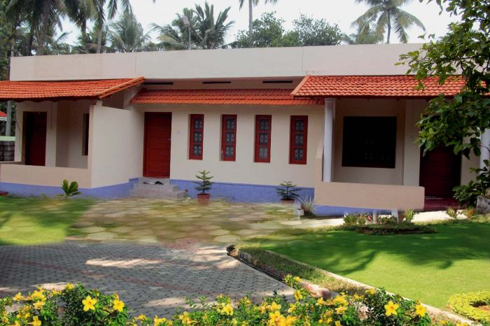 Heavenly Breeze Beach Resort, Varkala, India, India bed and breakfasts and hotels