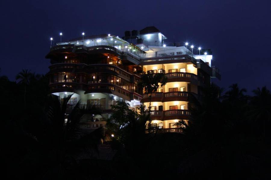 Hill and Sea View Beach Resort, Kovalam, India, India bed and breakfasts and hotels
