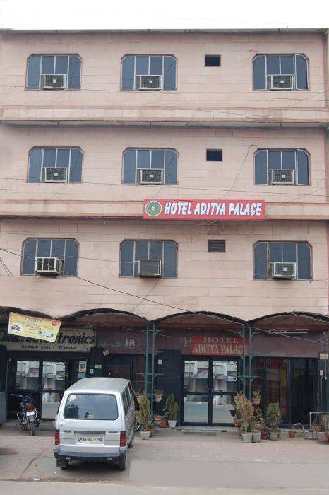 Hotel Aditya Palace, Agra, India, India hostels and hotels
