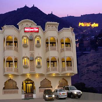 Hotel Amer View, Jaipur, India, India bed and breakfasts and hotels