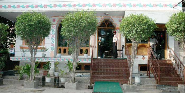 Hotel Blue Sapphire, New Delhi, India, India hostels and hotels