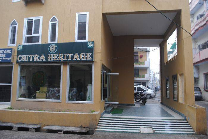 Hotel Chitra Heritage, Haridwar, India, India bed and breakfasts and hotels