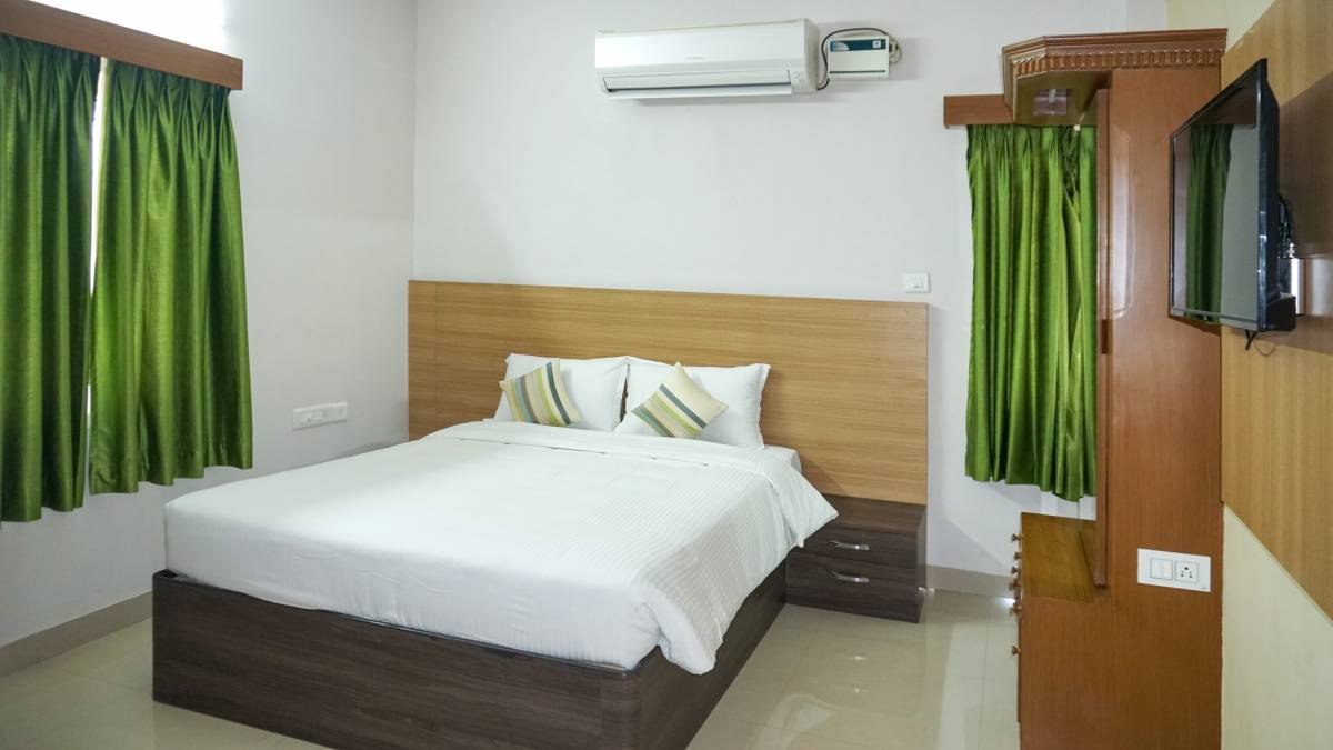 Hotel Cts Inn, Tiruchchirappalli, India, India bed and breakfasts and hotels