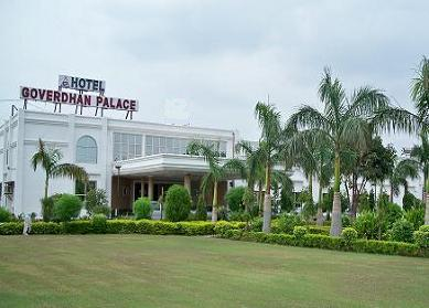 Hotel Goverdhan Palace, Mathura, India, India bed and breakfasts and hotels