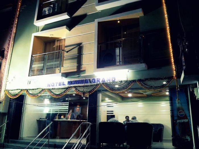 Hotel Kanha Grand, Hyderabad, India, India bed and breakfasts and hotels