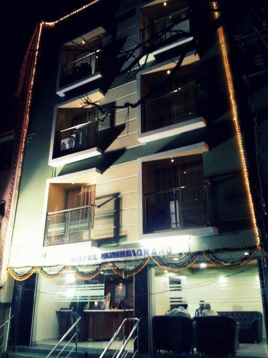 Hotel Kanha Grand, Hyderabad, India, compare deals on bed & breakfasts in Hyderabad