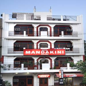Hotel Mandakini Grand, New Delhi, India, India хостелы и отели