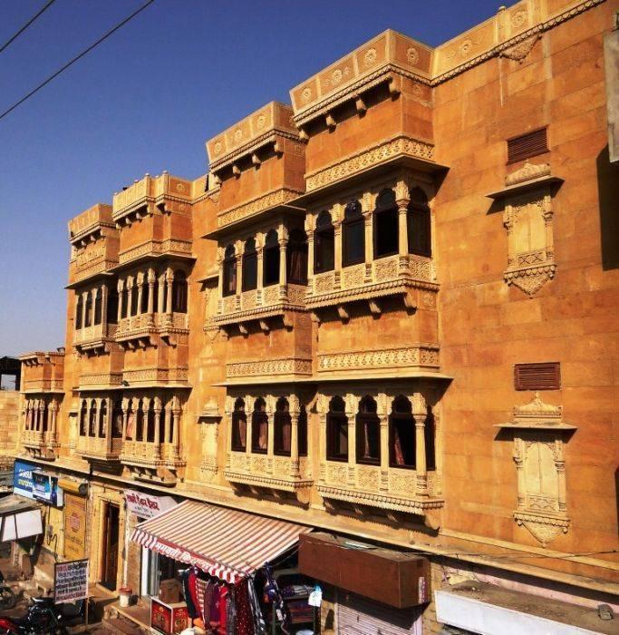 Hotel Manglam, Jaisalmer, India, India hostels and hotels