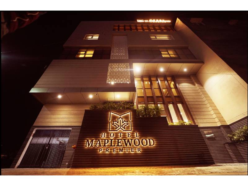 Hotel Maplewood Premier Haldwani, Naini Tal, India, India hostels and hotels