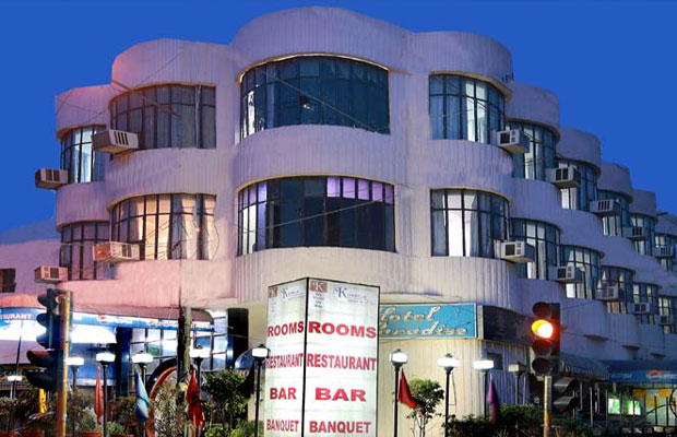 Hotel Paradise, Kanpur, India, India bed and breakfasts and hotels