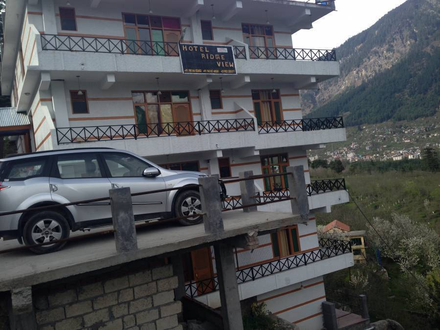 Hotel Ridge View and Cottages, Manali, India, India bed and breakfasts and hotels