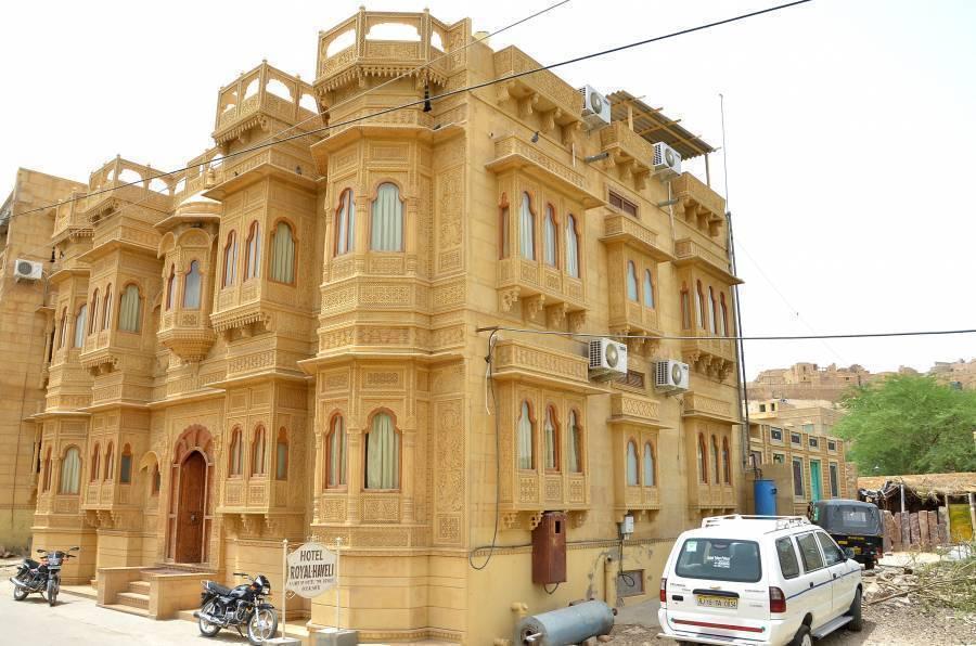 Hotel Royal Haveli, Jaisalmer, India, Comparați cu cele mai mari site-uri de călătorie din lume în Jaisalmer