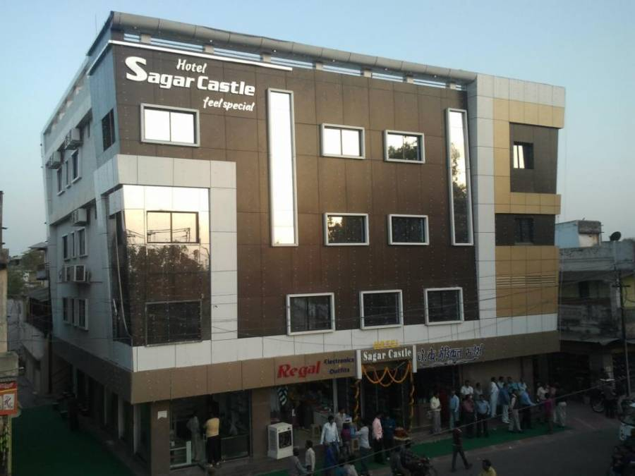 Hotel Sagar Castle, Ratlam, India, India bed and breakfasts and hotels