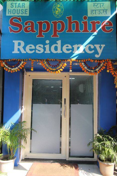 Hotel Sapphire Residency, Juhu, India, India bed and breakfasts and hotels