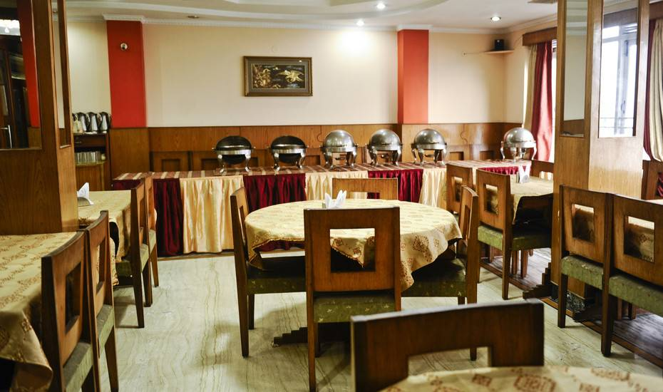 Hotel Sikkim Continental, Gangtok, India, bed & breakfast vacations in Gangtok