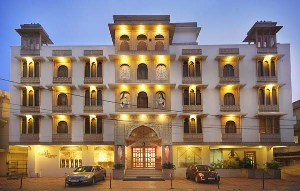 Hotels Mandakini Castle, Jaipur, India, India bed and breakfasts and hotels