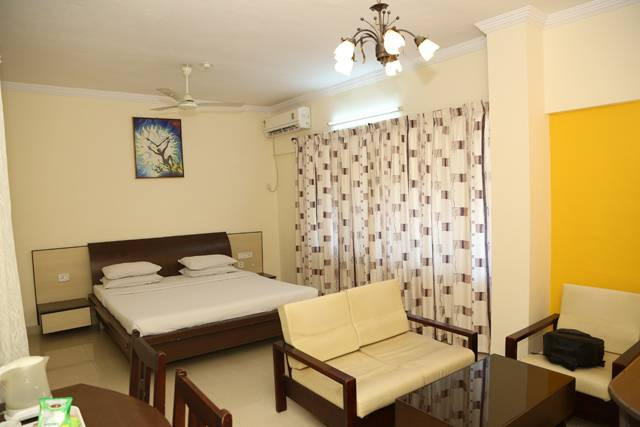 Hotel Srinivas, Mangalore, India, advice and travel gear for staying in bed & breakfasts in Mangalore