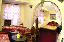 Hotel Swisston Palace, New Delhi, India, what is a bed and breakfast? Ask us and book now in New Delhi