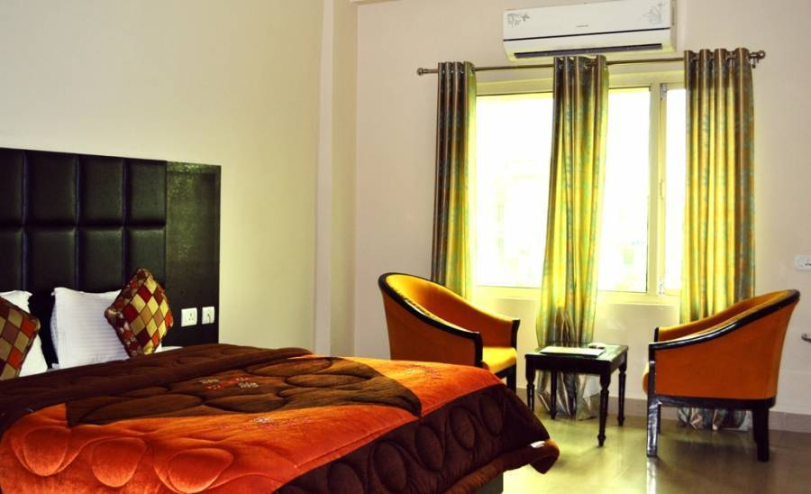 Hotel The Great Ananda, Haridwar, India, India bed and breakfasts and hotels