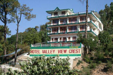 Hotel Valley View Crest, Kangra, India, India bed and breakfasts and hotels