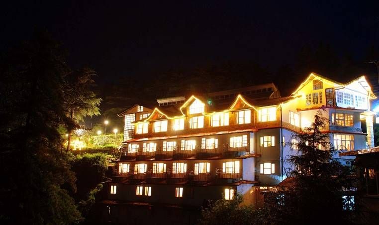 Hotel Woodpark, Shimla, India, best cities to visit this year with bed & breakfasts in Shimla