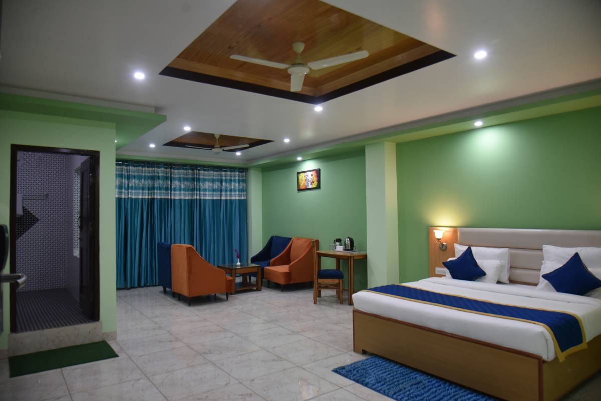 Jai Hotel and Restaurant, Palampur, India, low cost lodging in Palampur