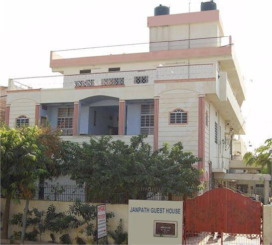 Janpath Guest House, Jaipur, India, India bed and breakfasts and hotels