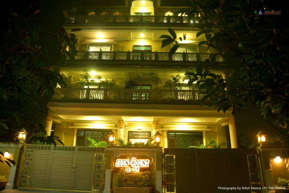 Jeenmount Hotel and Resort, Jaipur, India, get travel routes and how to get there in Jaipur