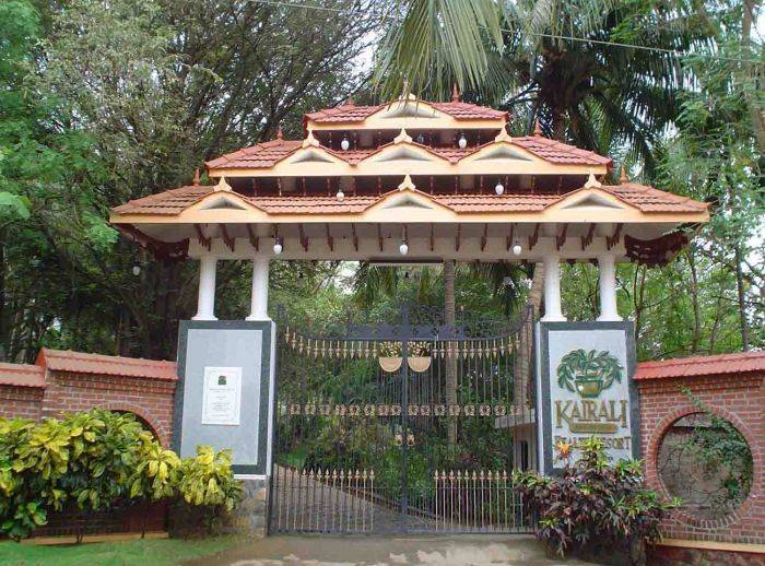 Kairali - The Ayurvedic Healing Village, Palghat, India, India bed and breakfasts and hotels