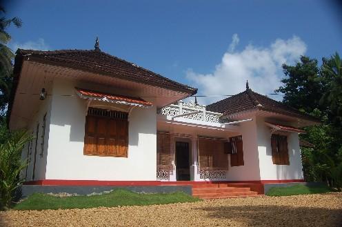 Kanjirakkattu Heritage Home, Kumarakom, India, India bed and breakfasts and hotels