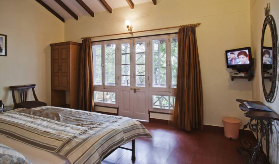 Karma Vilas Resort, Mussoorie, India, book summer vacations, and have a better experience in Mussoorie