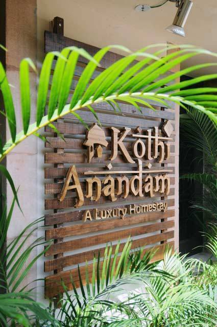 Kothi Anandam, Jaipur, India, India bed and breakfasts and hotels