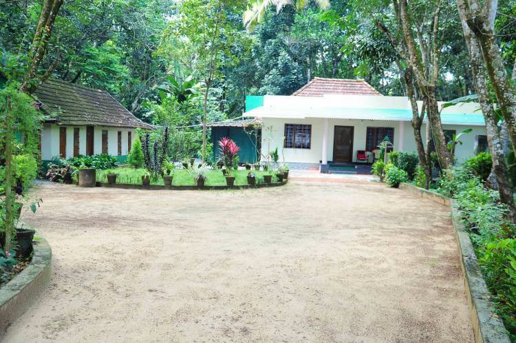 Kuttickattil Gardens Homestay, Kottayam, India, India bed and breakfasts and hotels