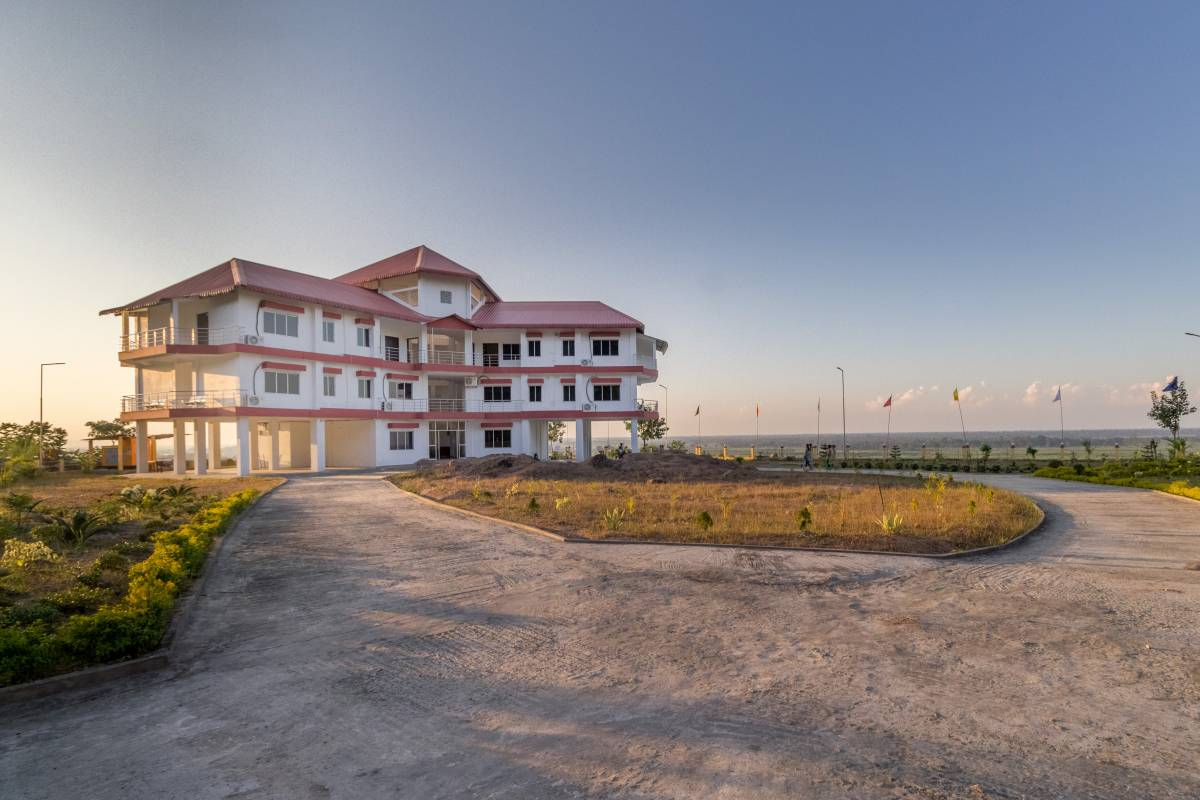 La Vue Resort, Golaghat, India, India bed and breakfasts and hotels