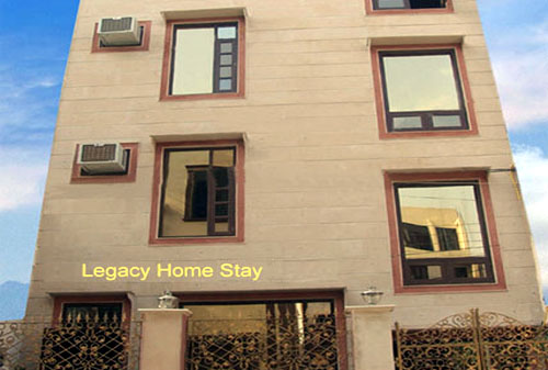 Legacy Home Stay, Karol Bagh, India, India bed and breakfasts and hotels