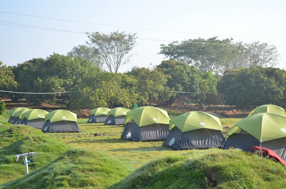 LHTS Campfire Circle Adventure Camp, Ramanagaram, India, India hostels and hotels
