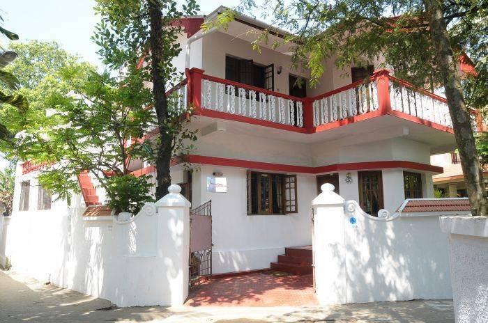 Maison Casero Home Stay, Cochin, India, Billigt boende i Cochin